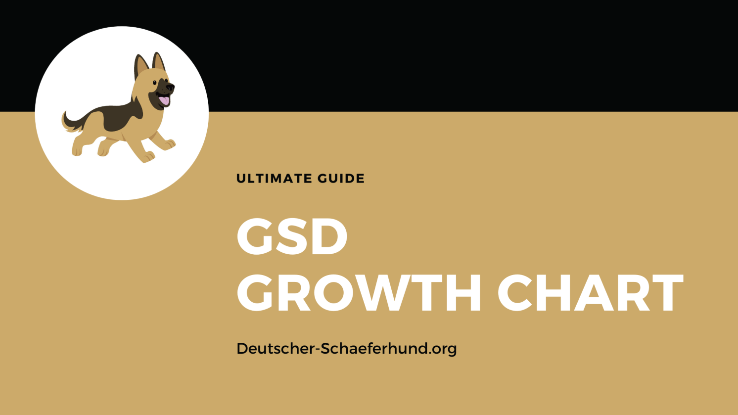 German Shepherd Growth Chart